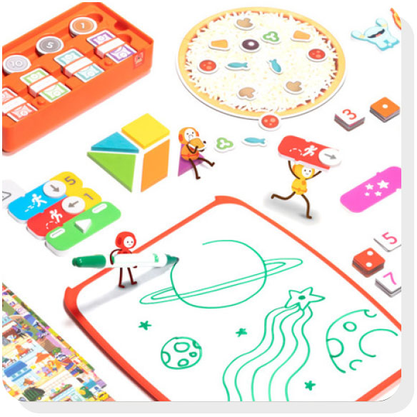 Collection of Osmo product assets.