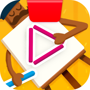Squiggle app icon