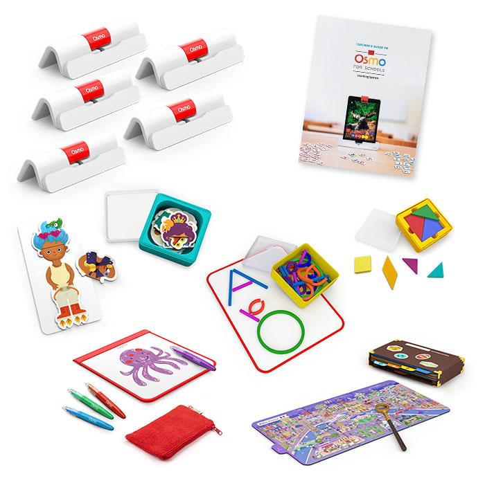 Osmo Early Childhood Edition Bundle - iPad
