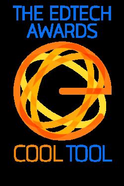 EdTech Awards Cool Tool Winner 2021